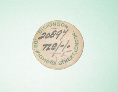 Dealer label