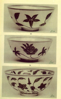 Ceramic bowls from the Lindsey F. Hay Collection